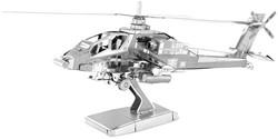 Metal Earth  constructie speelgoed AH-64 Apache