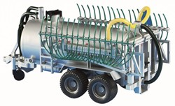Bruder  Agrarisch accessoires Barrel trailer spread tubes