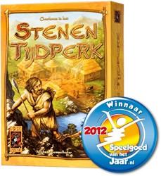 999 Games  bordspel Stenen tijdperk