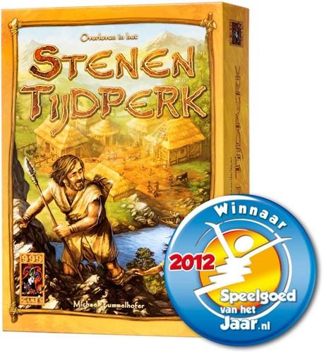 999 Games spel Stenen Tijdperk