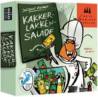 Drie Magiers Spellen kaartspel Kakkerlakken salade
