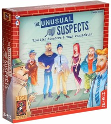 999 Games  bordspel The Unusual Suspects