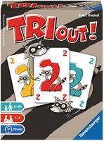 Ravensburger Tri out - kaartspel