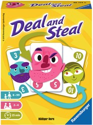 Ravensburger Deal and Steal - kaartspel