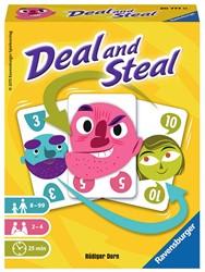 Ravensburger Deal and Steal - kaartspel