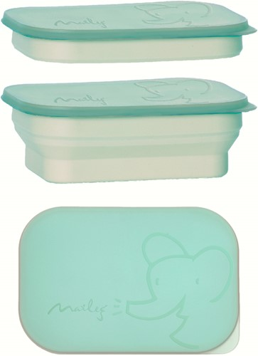 Maileg Lunch Box, Turquoise