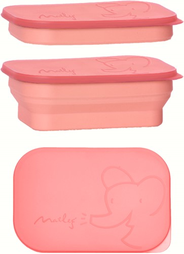 Maileg Lunch Box, Coral
