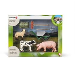 Farm Life set dierenverzorgingsset 21050