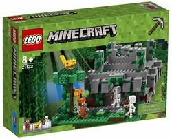 Lego  Minecraft set De Jungle tempel (21132)