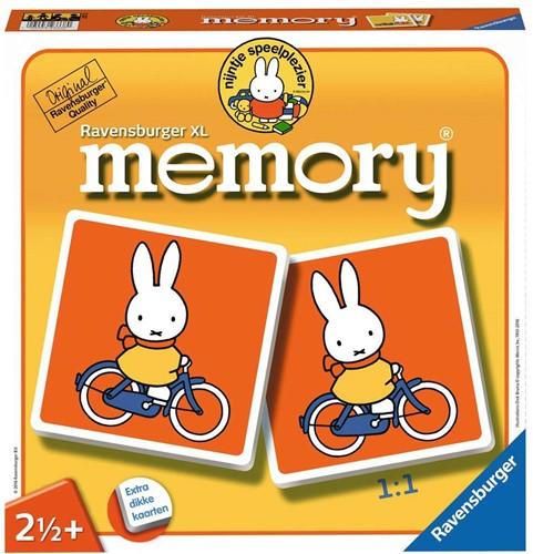 Ravensburger NIJ: nijntje XL memory®