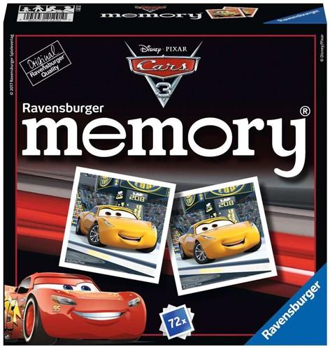 Ravensburger DCA: Disney Cars 3 memory®
