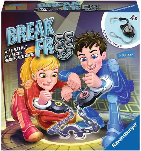 Ravensburger Break free - actiespel