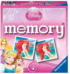Ravensburger  kinderspel Disney Princess memory