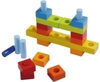Haba  houten vormenpuzzel Kleurenpret 2188-2