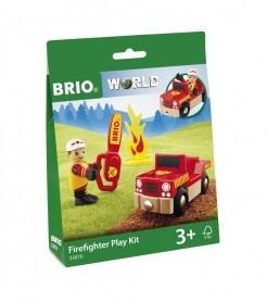 BRIO Brandweerman Play Kit - 33876
