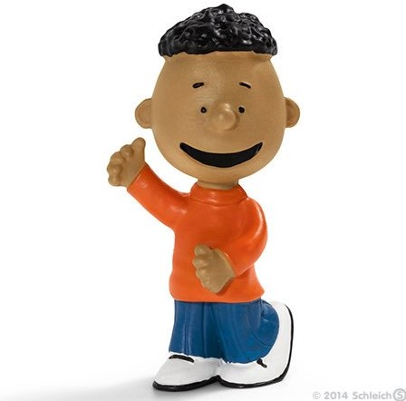Schleich  Franklin Peanuts