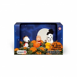 Schleich Peanuts - Scenery Pack - Peanuts - Halloween 22015