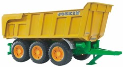 Bruder  - Joskin tipping trailer
