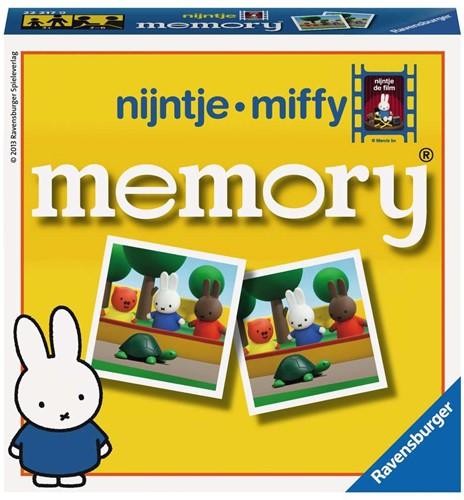 Ravensburger nijntje mini memory