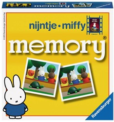 Ravensburger  kinderspel Nijntje mini-memory