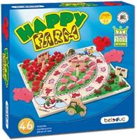 Beleduc  houten kinderspel Happy farm-2