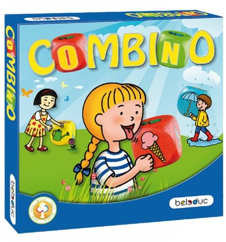 Beleduc houten kinderspel Combino-1