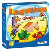 Beleduc  houten kinderspel Legolino-1