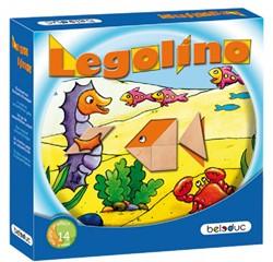 Beleduc  houten kinderspel Legolino