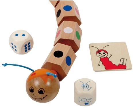 Beleduc  houten kinderspel Emmi-3