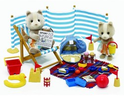 Sylvanian Families  combinatieset Day at the Seaside 2238