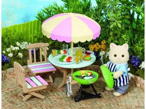 Sylvanian Families accessoires Garden Barbecue Set 2239-3