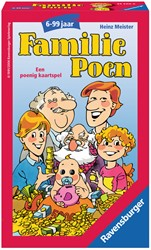 Ravensburger Familie Poen - pocketspel