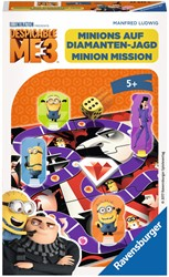 Ravensburger Minion Mission Despicable me 3 - pocketspel