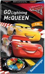 Ravensburger Geef gas, McQueen - Disney Cars 3 - pocketspel