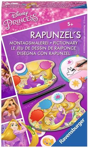 Ravensburger DPR: Rapunzels tekenpret