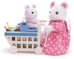 Sylvanian Families  accessoires Grocery Shopping 2401