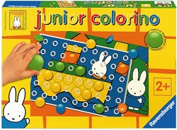 Ravensburger nijntje Junior Colorino - leerspel