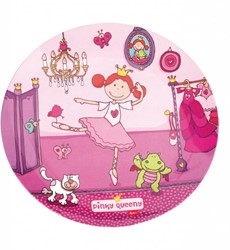 Sigikid  kinderservies melamine bord Pinky Queeny 24263