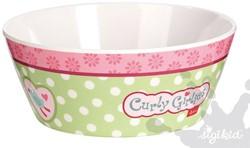 Sigikid  kinderservies Schaaltje Curly Girlies 24270