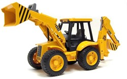 Bruder  - JCB 4CX Backhoe loader