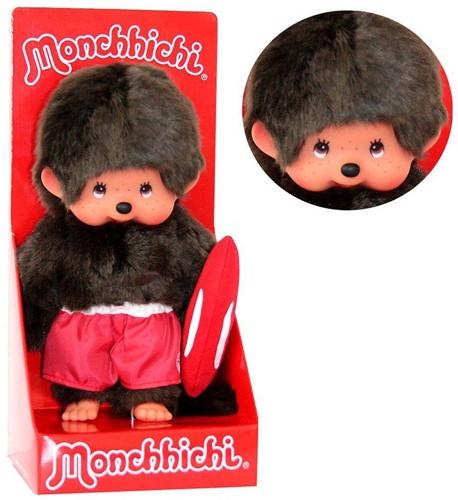 Monchhichi  knuffelpop Jongen Strandwacht - 20 cm-2
