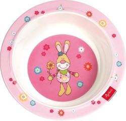 Sigikid  kinderservies Melamine kommetje Bungee bunny 24433
