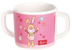 Sigikid  kinderservies Melamine beker Bungee Bunny 24434