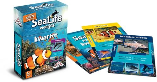 Identity games  kwartet Sealife
