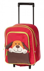 Sigikid - Kinderbagage - Mini-trolley Hond