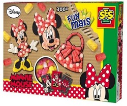 Ses  Funmais knutselspullen Minnie Mouse