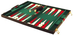 Longfield Games bordspel Backgammon set