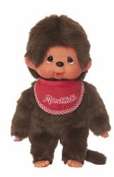 Monchhichi  knuffelpop Classic Boy - 24 cm