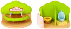 Sylvanian Families  accessoires Nursery Toilet 2637
