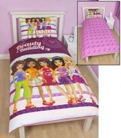 LEGO Friends Dekbed: 140x200/6-2